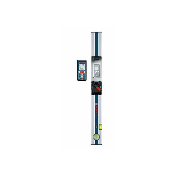 Telemetru cu laser Bosch GLM 80 + nivela manuala R 60