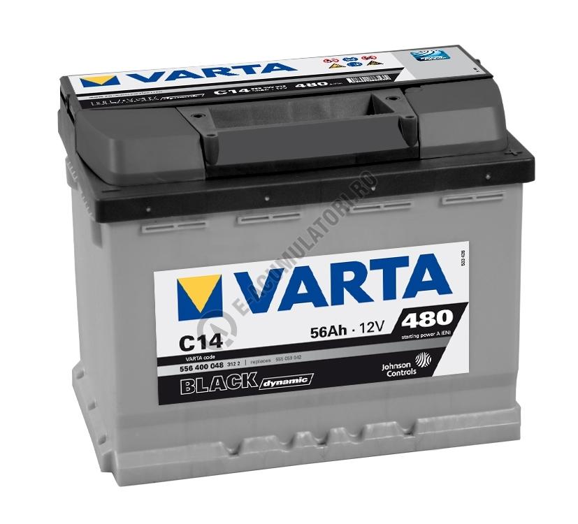 Baterie auto Varta 56 Ah