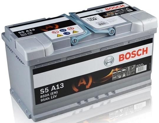 Baterie auto Bosch 95 Ah Silver