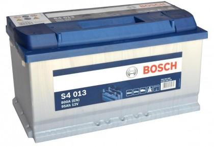 Baterie auto Bosch 95 Ah Blue