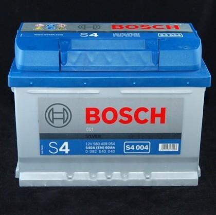 Baterie auto Bosch 60 Ah