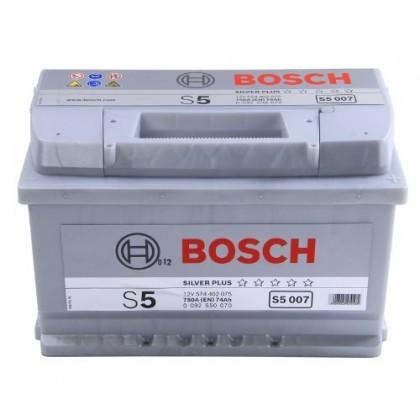 Baterie auto Bosch 74 Ah Silver