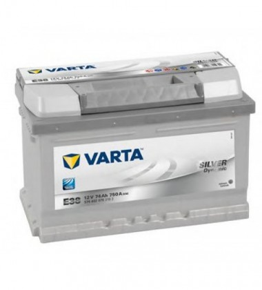 Baterie auto Varta 74 Ah Silver