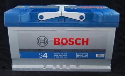 Baterie auto Bosch 80 Ah Blue