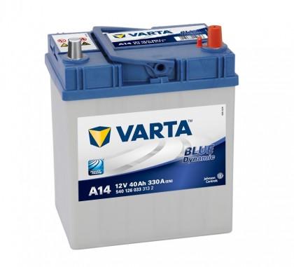 Baterie auto Varta 40 Ah Blue