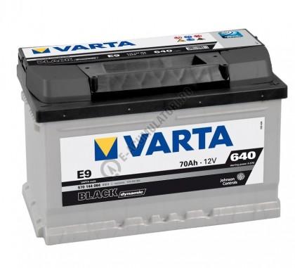 Baterie auto Varta 70 Ah