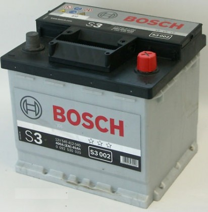 Baterie auto Bosch 45 Ah