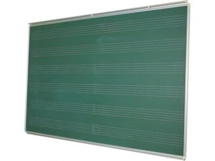 Tablă pentru cretă, matematică, 120x200 cm