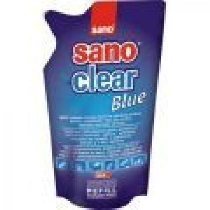 Rezervă detergent pentru geamuri, 750 ml, SANO Clear Refill