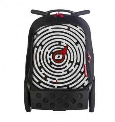 Ghiozdan cu rotile NIKIDOM Roller Labyrinth COD: