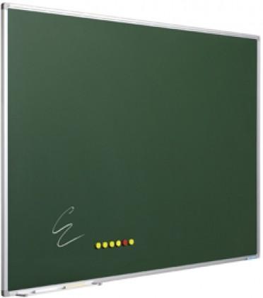 Tablă magnetică pentru cretă, 90x120 cm, SMIT Visual