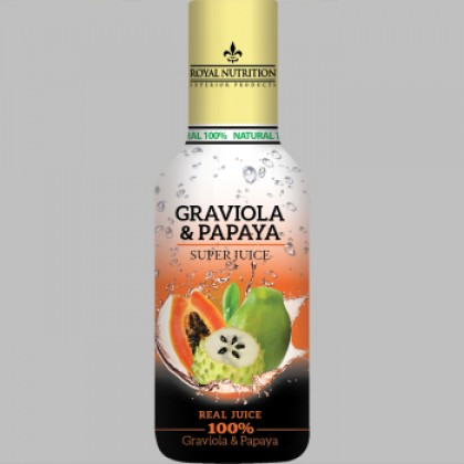 Graviola cu Papaya – 470ml