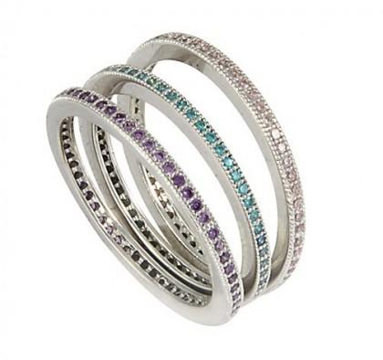 Inel argint -RMP 007