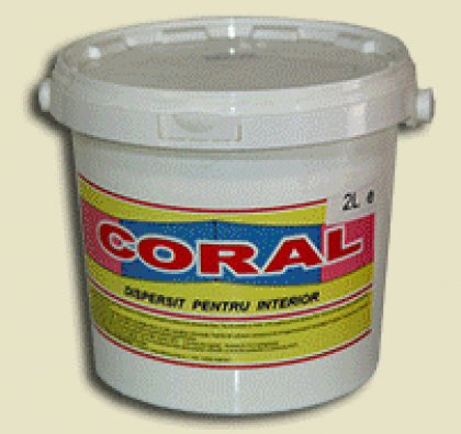 Vopsea interior Coral