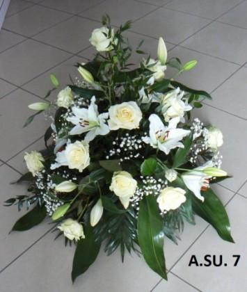Aranjamente florale inmormantari