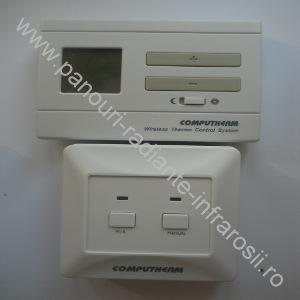 Termostat electronic wireless neprogramabil 8A