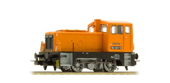 Locomotiva diesel BR 101 DR cu sunet HO