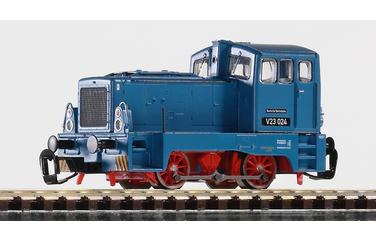 Locomotiva diesel V 23 DR TT