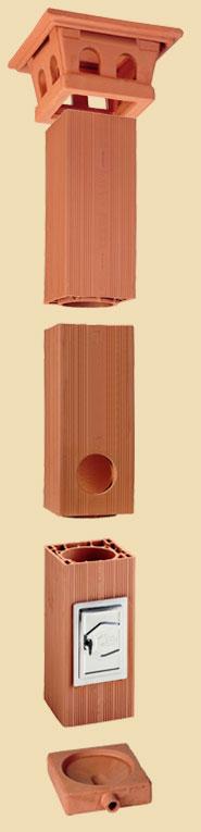Cos de fum ceramic Effe2