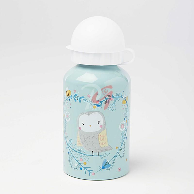 Sticla apa pentru copii bufnita inteleapta