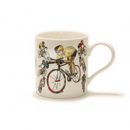 Cana portelan ciclism, by Julia Hook