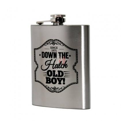 Plosca pentru alcool Gentlemen's Quarters