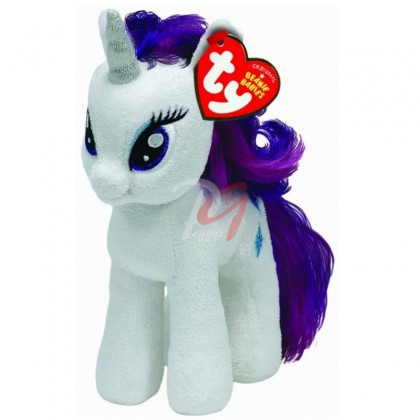 Jucarie plus My little Pony Rarity, Beanie Collection