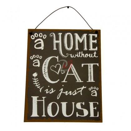 Placuta decorativa Cat