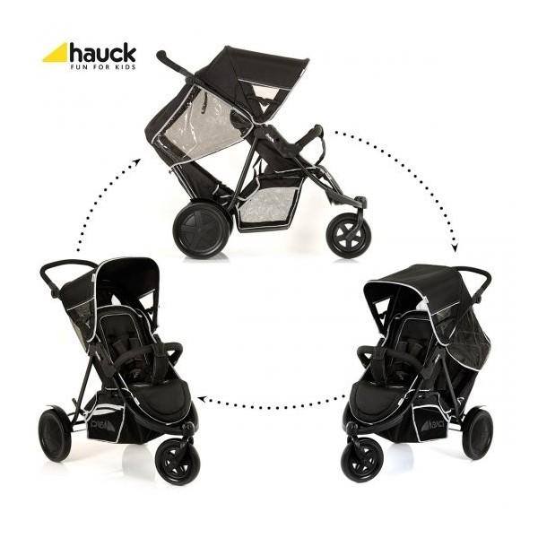 Carucior Freerider SH12 Black - Hauck
