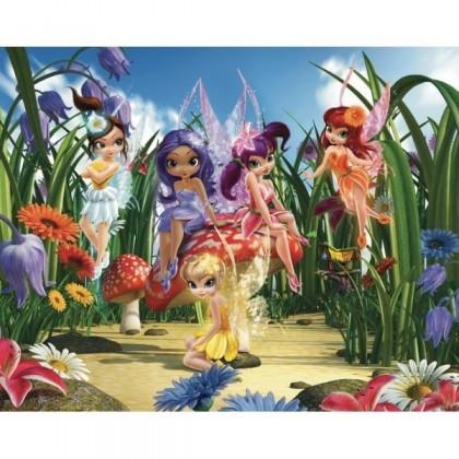 Fototapet Zane Magice (Magical Fairies)