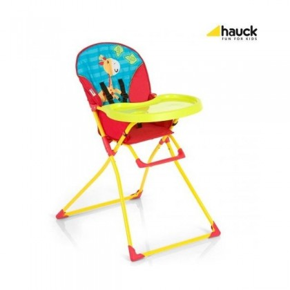 Scaun Servit Masa Mac Baby - Jungle Fun - Hauck