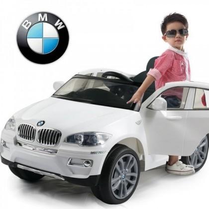 Autoturism cu acumulator BMW X6 JJ258 Ramiz