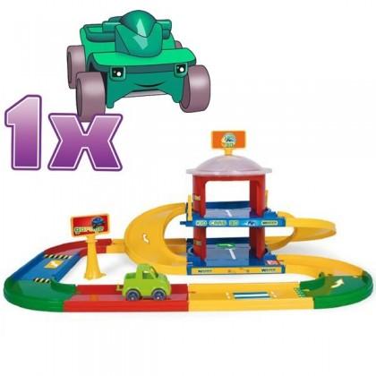 Kid Cars 3D, Garaj cu 2 etaje 3,4m - Wader