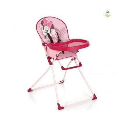Scaun masa Mac Baby Minnie Pink - Hauck
