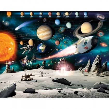 Fototapet Aventura in Spatiu (Space Adventure)