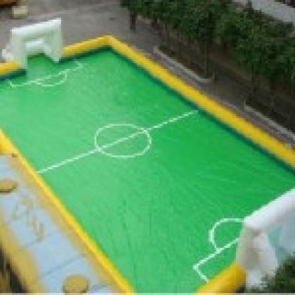 Teren fotbal gonflabil – Water football