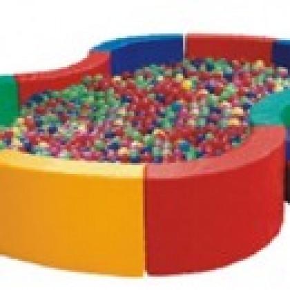 Accesorii pentru locuri de joaca de interior