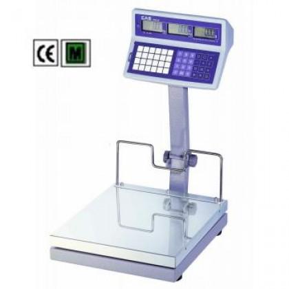 Platforma de cantarire CAS 30/60 kg