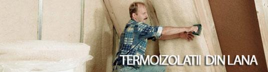 Termoizolatii din lana