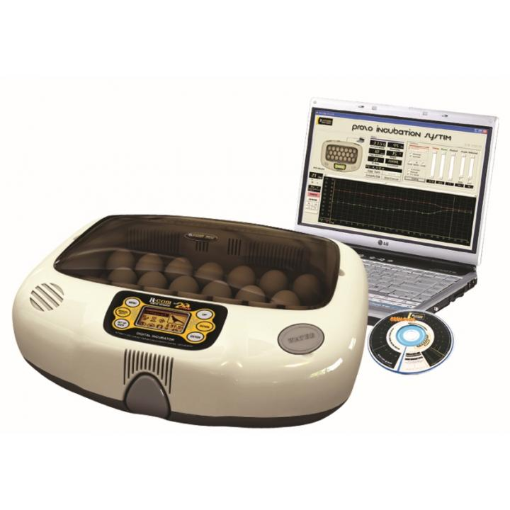 Incubator RCOM Pro 20 cu legatura la PC