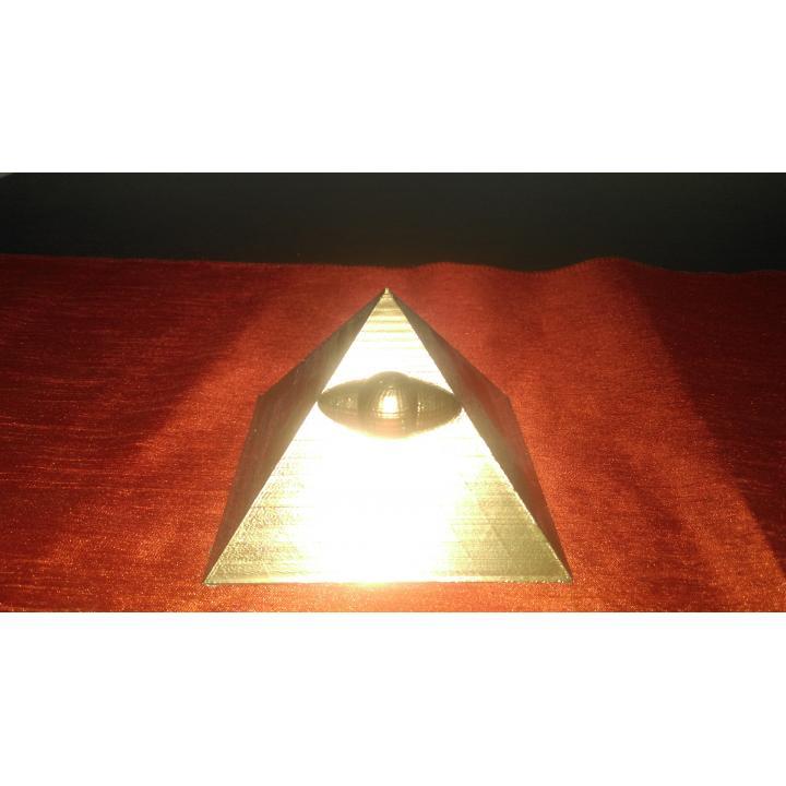 Printare 3D Piramida