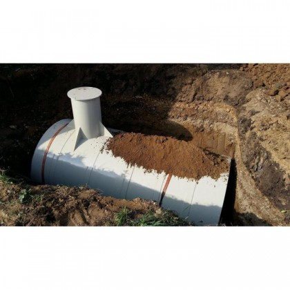 Rezervor polipropilena, subteran, stocare apa