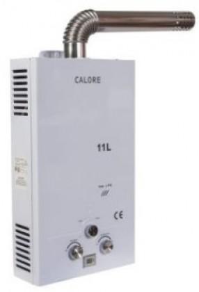 Instant pe GPL sau gaz pentru apa calda Calore TF11 cu tiraj fortat + Transport Gratuit