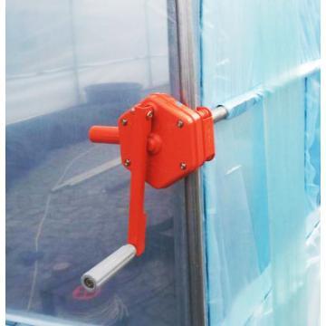 Macara manuala pentru ventilatie laterala solarii si sere