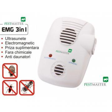 Aparat anti-daunatori Repel-EMG 3IN1