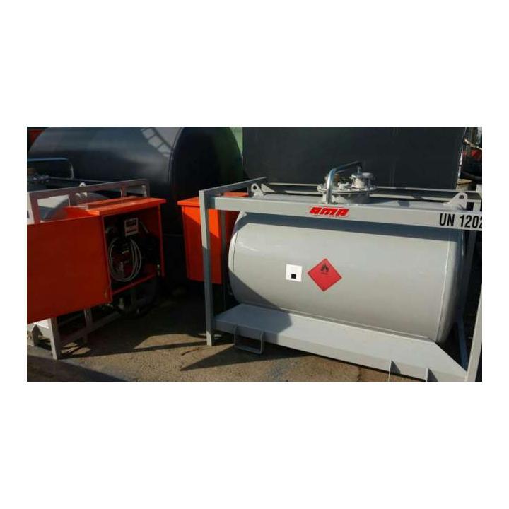Bazin 1000 litri ADR fabricat Italia