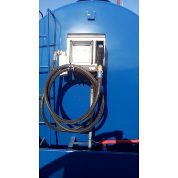 Bazin, rezervor motorina 9000 litri