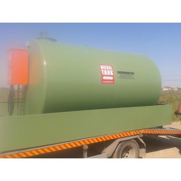 Rezervor motorina 5000 litri