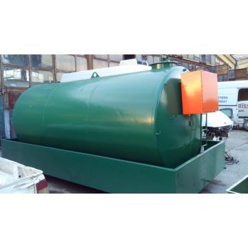 Statie, bazin, rezervor de motorina 10000 litri