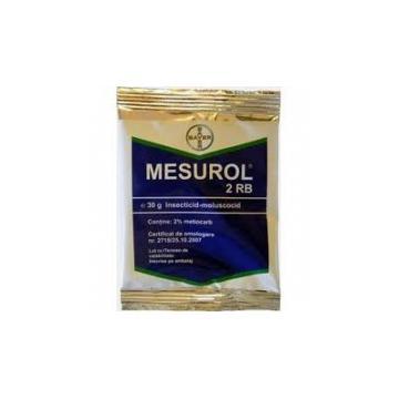 Insecticid Mesurol 2 RB (30 grame)